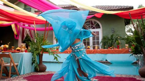 Music Themed Party Decorations Arabian Nights Party In Delray Beach Youtube