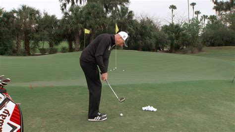 chipping golf swing golf chipping tips drills golf channel