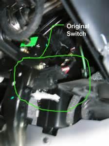 Lighting A Car On Location How To Epc Lightbrake Light Switch Install Newbeetle