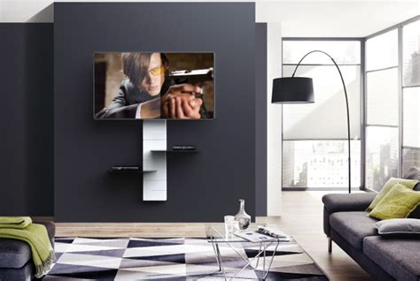 porta tv ghost ghost cubes shelf meliconi