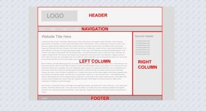 layout web simple how to code a simple website from scratch