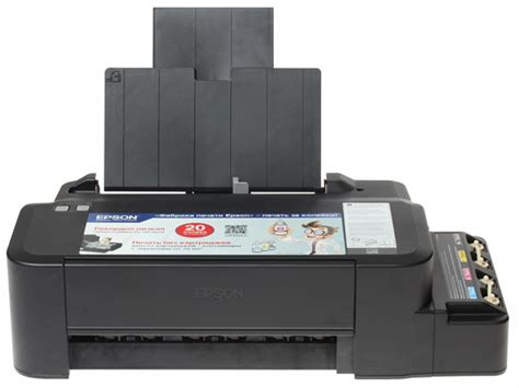 Printer Epson L120 Second printer epson l120 spesifikasi dan harga
