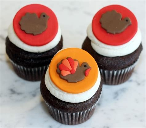 Cupcake Of The Week Gobble Gobble by 119 Best Images About Fall Cupcake Cakes On