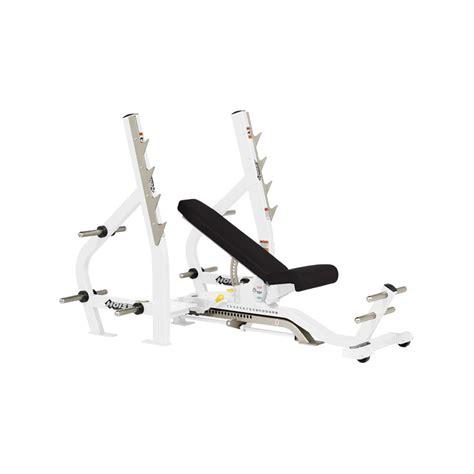 hoist workout bench hoist fitness cf 2179b 3 way olympic bench krt