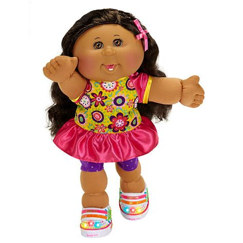 pics of cabbage patch dolls hairstyles cabbage patch kids twinkle toes african american girl