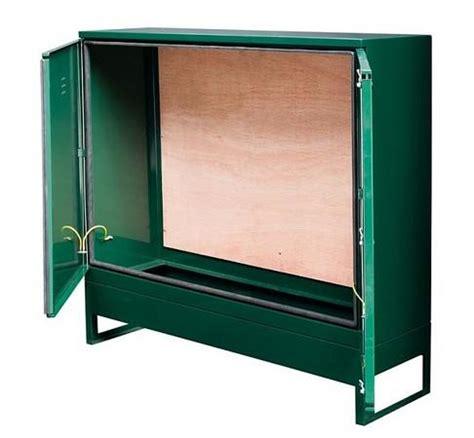 External Cabinet by Stainless Steel Feeder Pillars Cabinets External