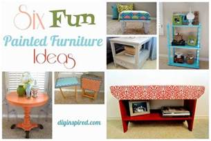 Fun Furniture Painting Ideas by Painting Furniture Ideas Pictures To Pin On Pinterest