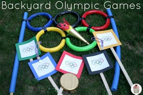 backyard olympic games adults 17 best ideas about olympic games kids on pinterest