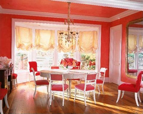 Dining Room Color Schemes Home Design Ideas And Inspirations Cheerful Color Scheme