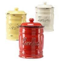 Cerve Italy Jar Yellow Miss Printed Label 116 best kitchen canisters images on kitchen