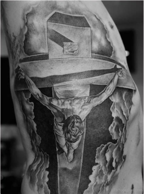 black jesus tattoo jesus tattoos designs pictures page 12