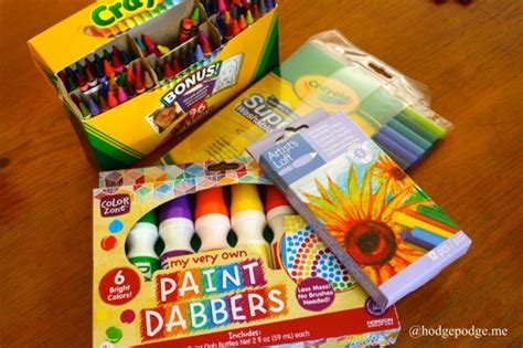 paint dabbers color zone ideas do a dot shimmer washable markers arts u0026 crafts