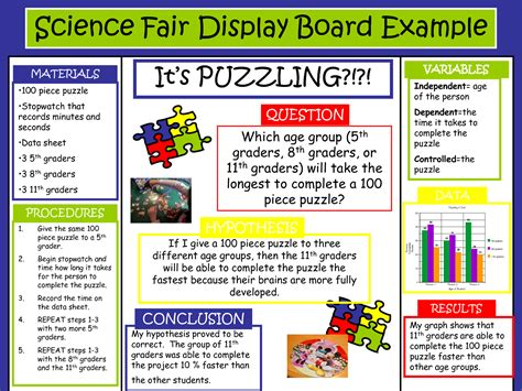 poster layout for science fair science fair project boards exles science fair