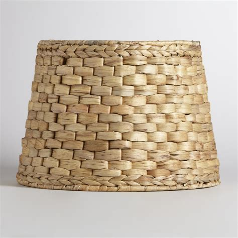market l shades ideas design for burlap l shades string of lights with
