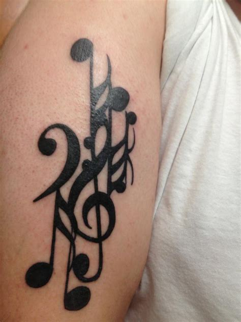 slaughterhouse tattoos killeen tx musical notation by slasher15987 on deviantart