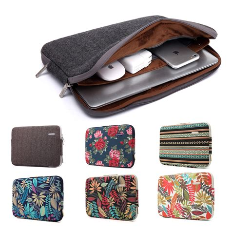 design cover laptop fashion bohemian design laptop sleeve bag for macbook air