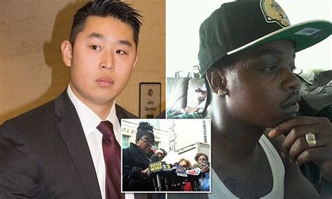 asian group calls for justice in akai gurleys death by nypd topix fair sentence peter liang nypd cop gets community service