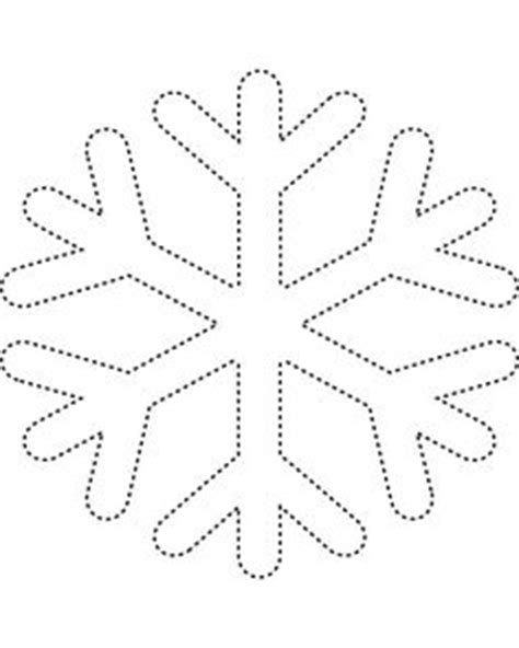 Holiday Bazaar Craft Ideas - printable snowflake templates to create beautiful crafts snowflake 2 snowflake template free
