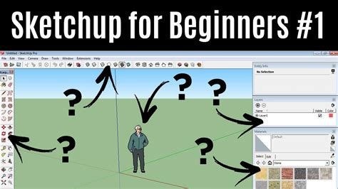 sketchup layout tutorial for beginners sketchup for beginners how to create your first 3d house