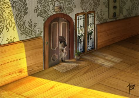 Mouse In The House by Claus The Mouse House By Cristalreza On Deviantart