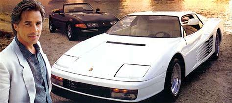 Miami Vice Auto by Classic Tv Shows Miami Vice Fiftiesweb