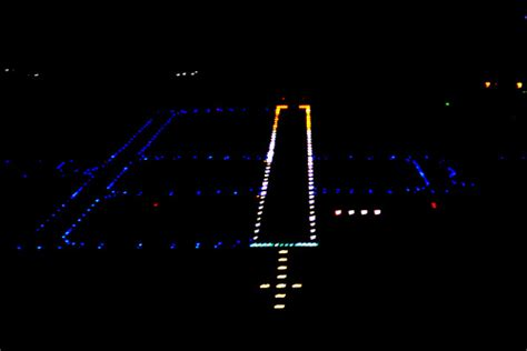 santa land here lighted sign kcoe runway lights a photo on flickriver