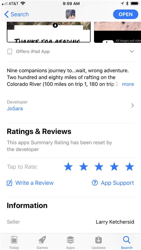 review section app store archives dusk before the dawn