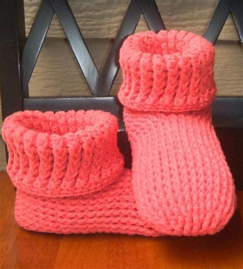 and easy crochet slippers 30 easy fast crochet slippers pattern diy to make
