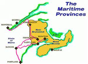 map of maritime provinces canada directions ebbi