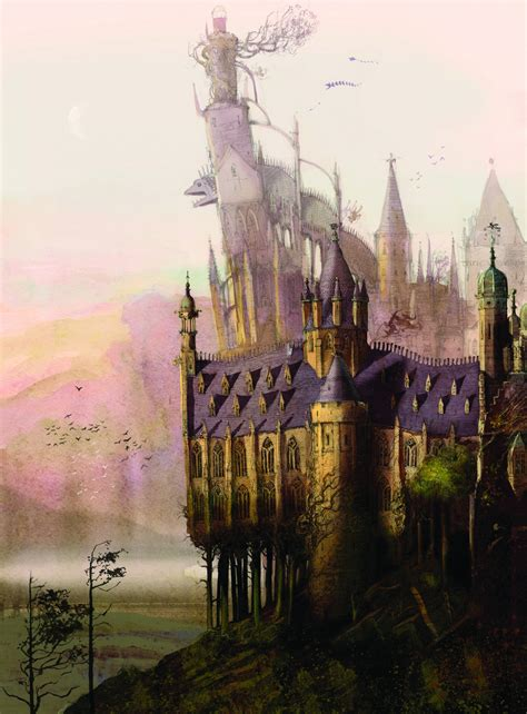 the art of harry the art of harry potter by jim kay 8
