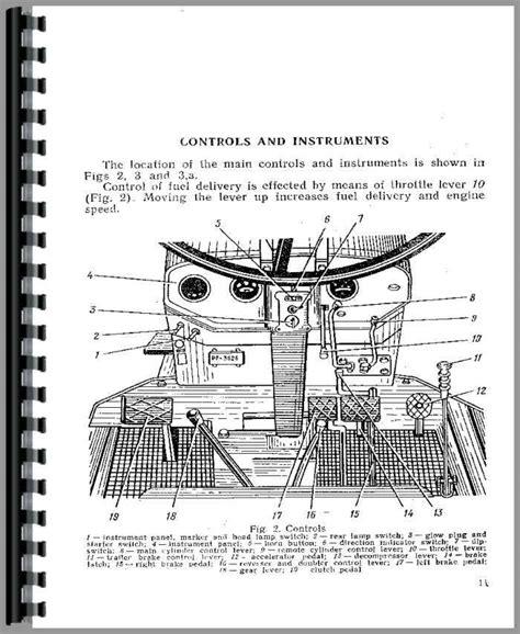 deere 990 wiring diagram david brown 990 wiring