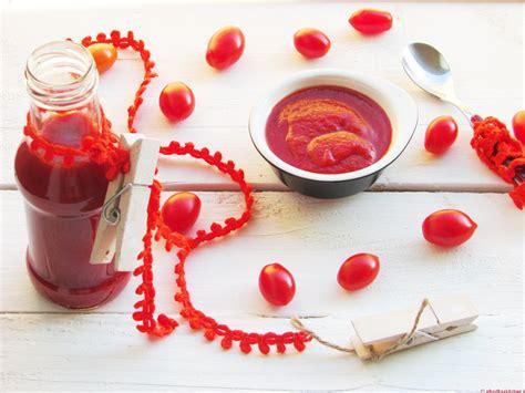 ketchup fatto in casa veloce ketchup aromatico fatto in casa con pomodori dell orto di