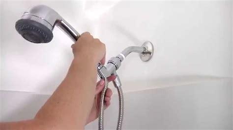 Culligan Filtered Shower by Culligan Held Filtered Showerhead Installation