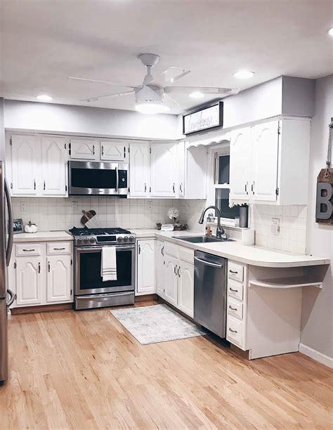 kitchen ideas with cabinets 2018 diy kitchen cabinet transformation