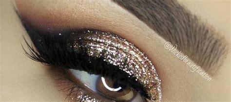 brillantina para ojos maquillaje con glitter para el d 237 a maquillaje de ojos con glitter curso de organizacion del