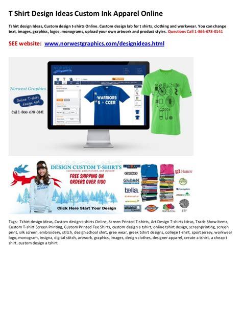 design lab custom ink t shirt design ideas custom ink apparel online