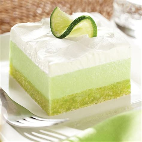 lemon lime cooler dessert recipe
