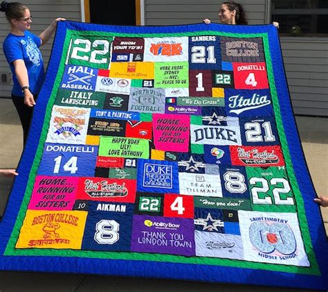 Andrea Funk Quilts by All About T Shirt Quilts