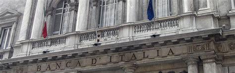 Banca D Italia Genova by Banca D Italia Presentazione Rapporto Annuale Sul