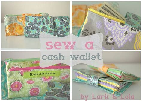 pattern for envelope system wallet sew a cash envelope wallet for dave ramsey followers and