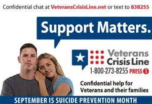Jobs Veterans Affairs by It Matters Prevention Month Minneapolis Va