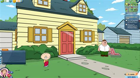 family guy house family guy online review free to play screenshots and videos
