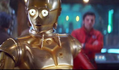 anthony daniels cameo solo solo a star wars story huge cameo spoiler by mark hamill