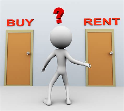 should i buy a house or rent an apartment a look at renting vs buying