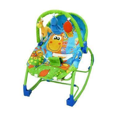 Bouncer Pliko Hammok jual pliko rocking chair hammock 3 phases giraffe baby bouncer green harga kualitas