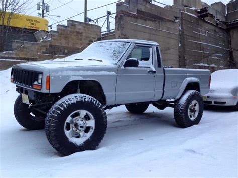 1988 lifted jeep comanche comanche jeeps jeep truck and 4x4