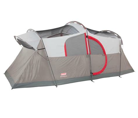 Coleman Tent With Hinged Door by Coleman Weathermaster 10 Person Hinged Door Tent Review