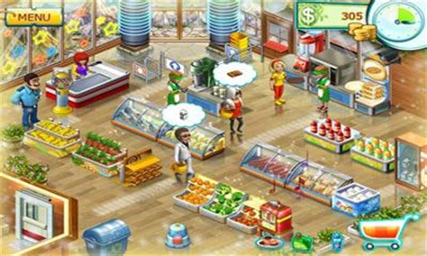 supermarket mania 2 apk cracked 为android下载免费的 supermarket mania 2 安卓游戏疯狂超市2