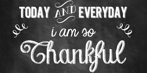 Five Things I About You By Ballance 5 things you should be thankful for all year around