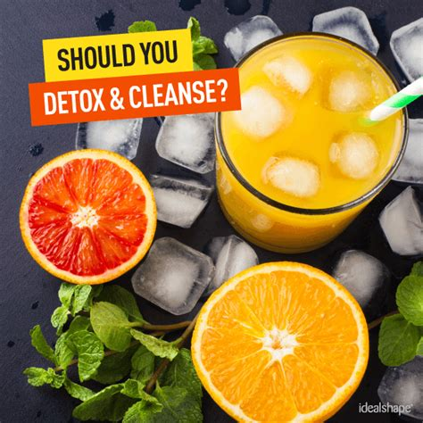 How Should I Detox From by Deciding To Detox Should You Follow The Cleansing Trend